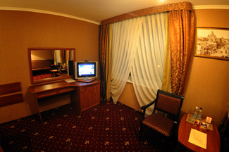 Junior Suite (king size bed)